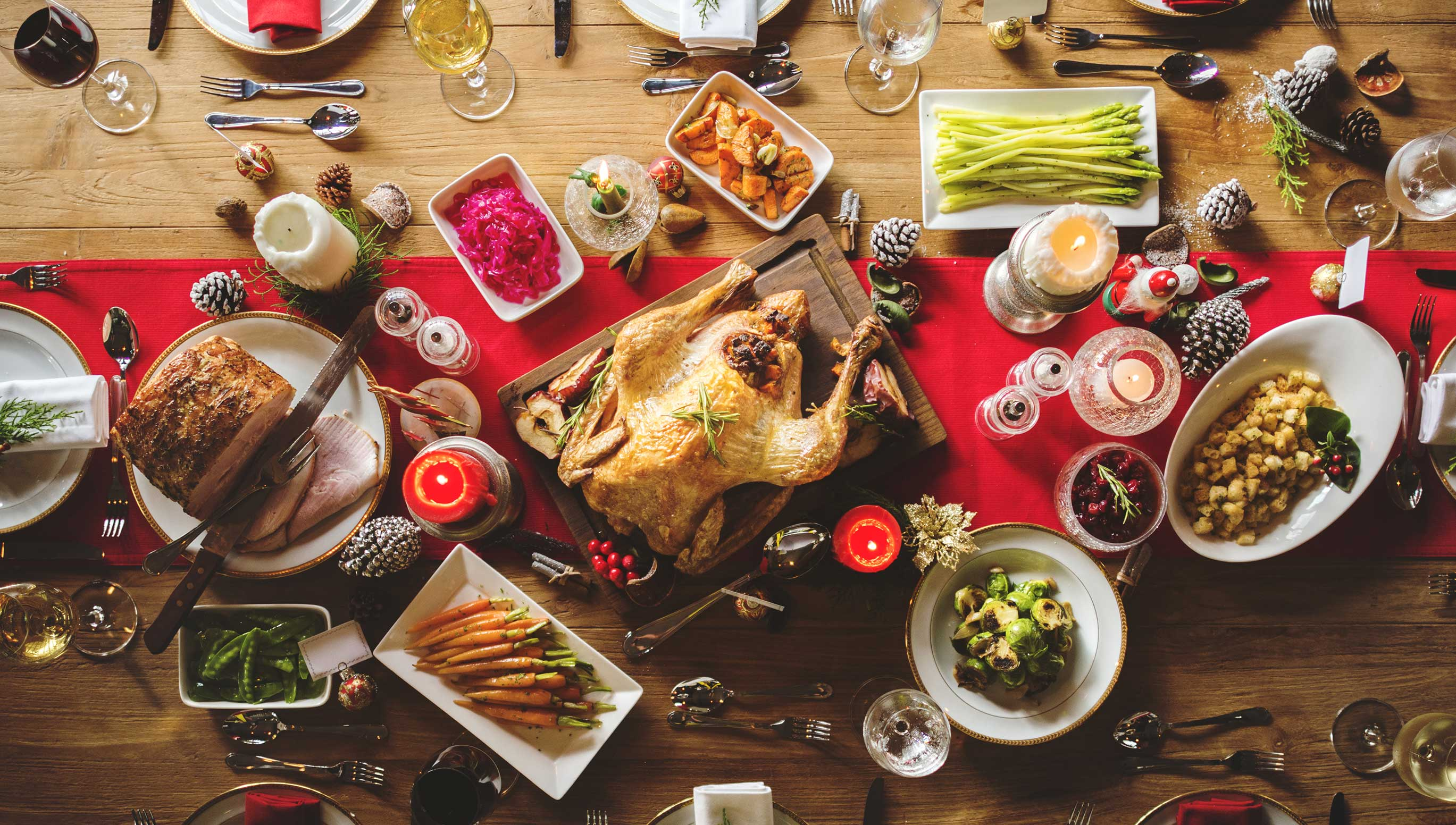 HTop 5 Restaurants for Family Christmas Dinner in Singapore