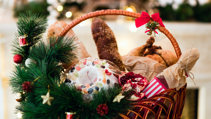 HChristmas Hampers for last-minute shoppers