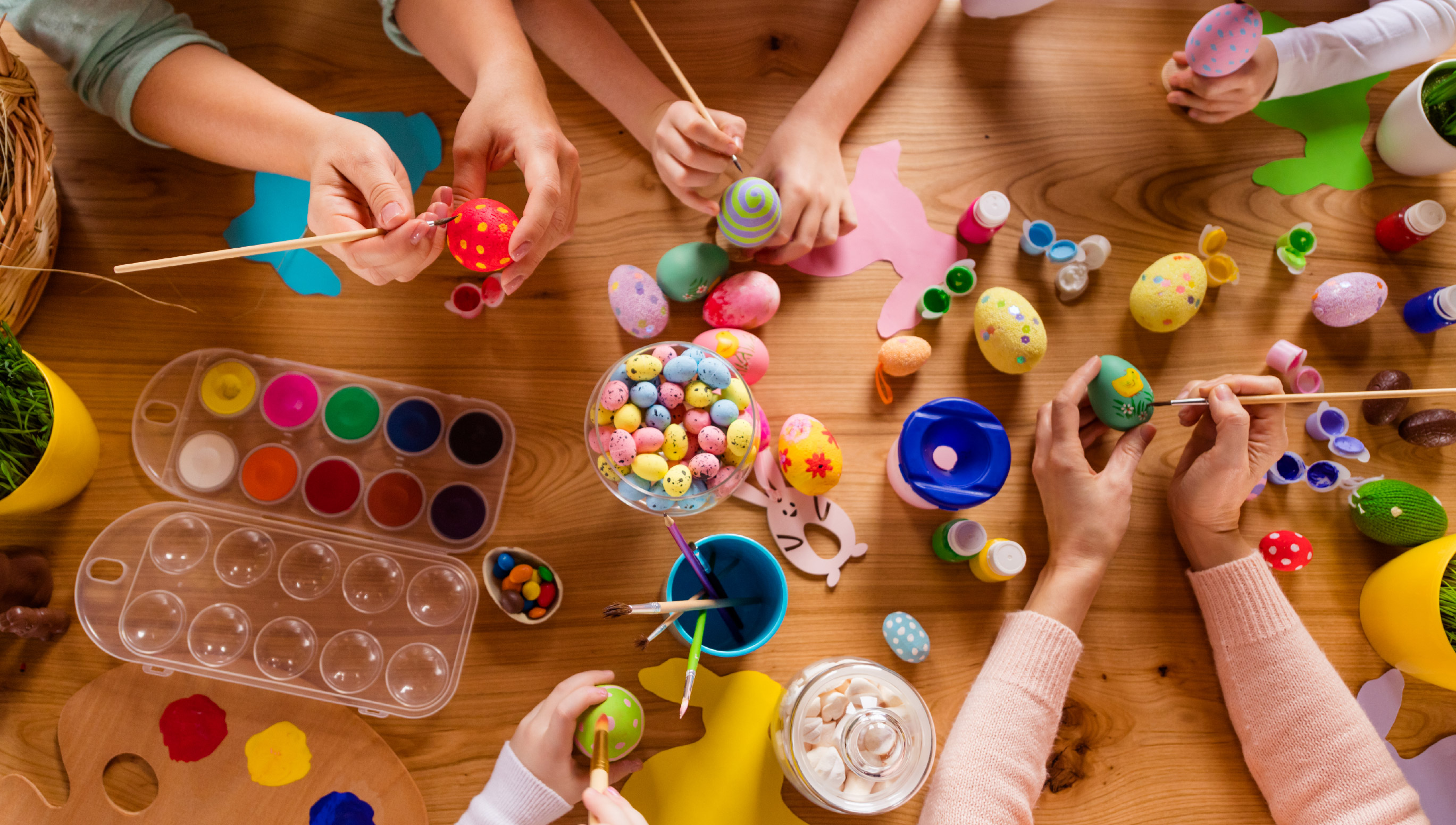 HEgg-citing Easter Family Activities in Singapore