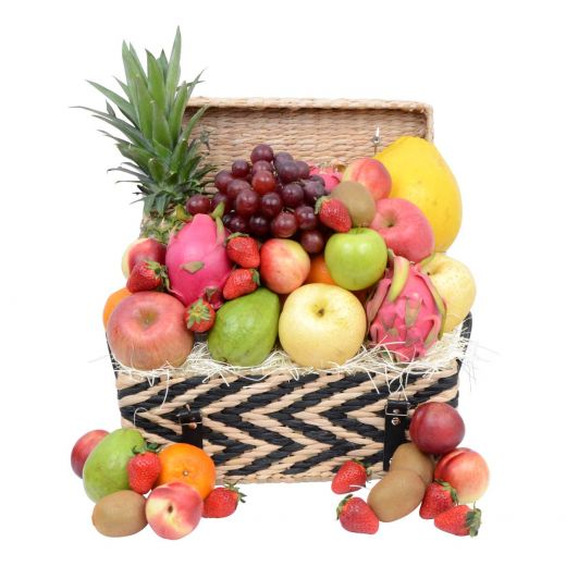 Deluxe Fruit Hamper