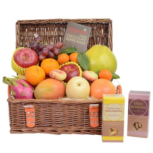 Fruit & Treats Hamper