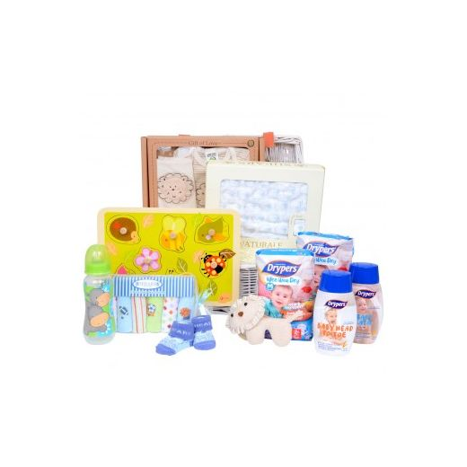 Baby Boy Relaxation Gift Hamper