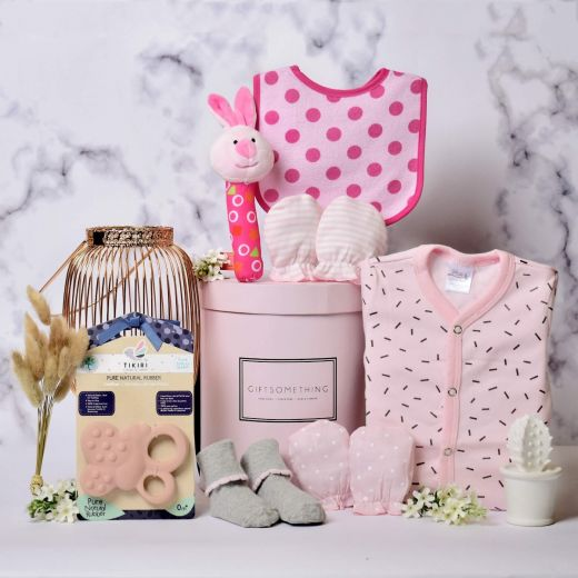 Blooming Gift Box for Baby Girl