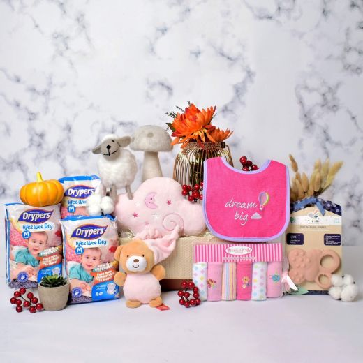 Fun in the Sun Gift Hamper for Baby Girl