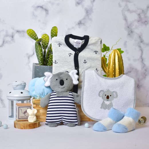 Koala Basic Gift Set for Baby Boy