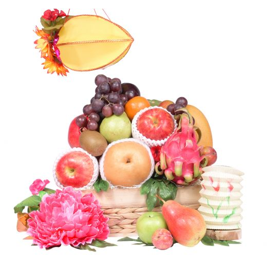 Delightful Fruit Hamper