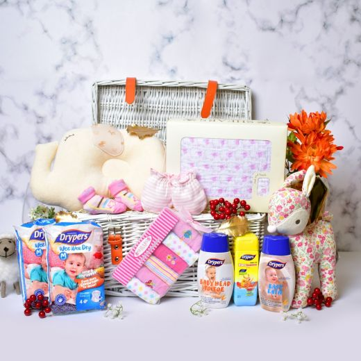 So Dreamy Gift Hamper for Baby Girl